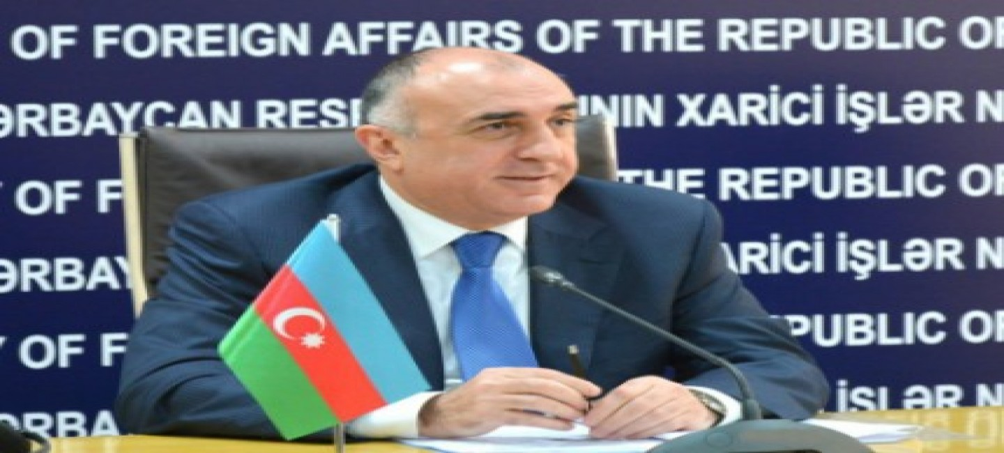 INTERVIEW WITH THE MINISTER OF FOREIGN AFFAIRS OF THE REPUBLIC OF AZERBAIJAN ELMAR MAMMADYAROV