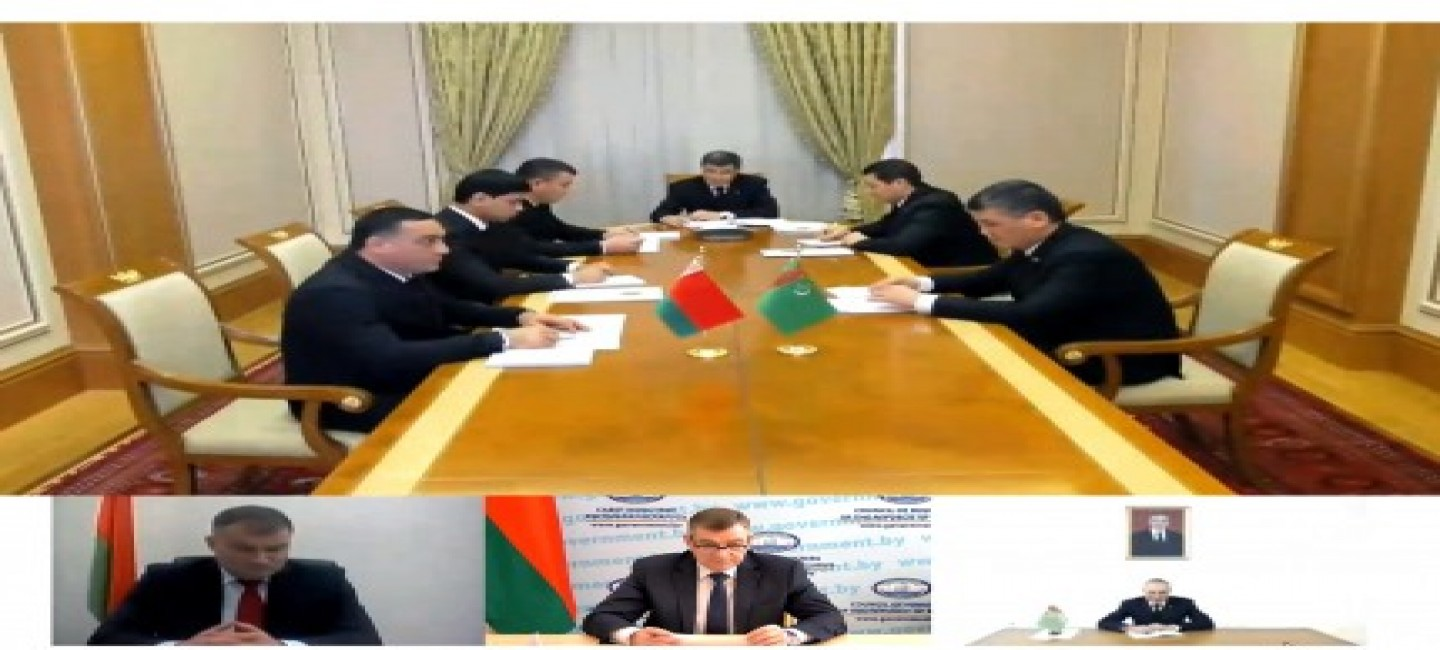 THE PRIORITIES OF DEVELOPING ECONOMIC COOPERATION BETWEEN TURKMENISTAN AND THE REPUBLIC OF BELARUS DETERMINED