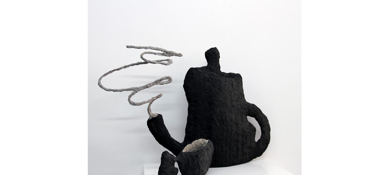 French Artist Iris Fossier Invites Ashgabat Residents to World of Papier Mache