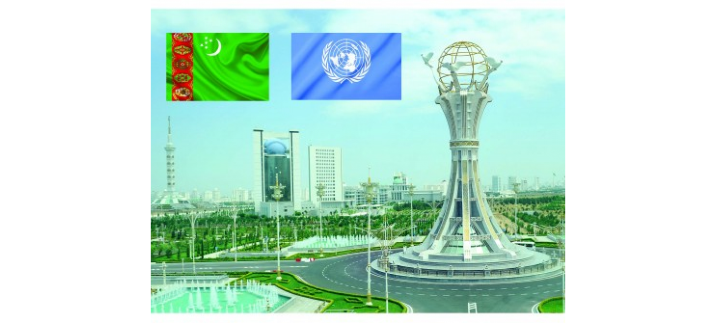 TURKMENISTAN IS ELECTED TO THE MEMBERSHIP OF THE EXECUTIVE BOARD OF THE UN ENTITY FOR GENDER EQUALITY AND THE EMPOWERMENT OF WOMEN