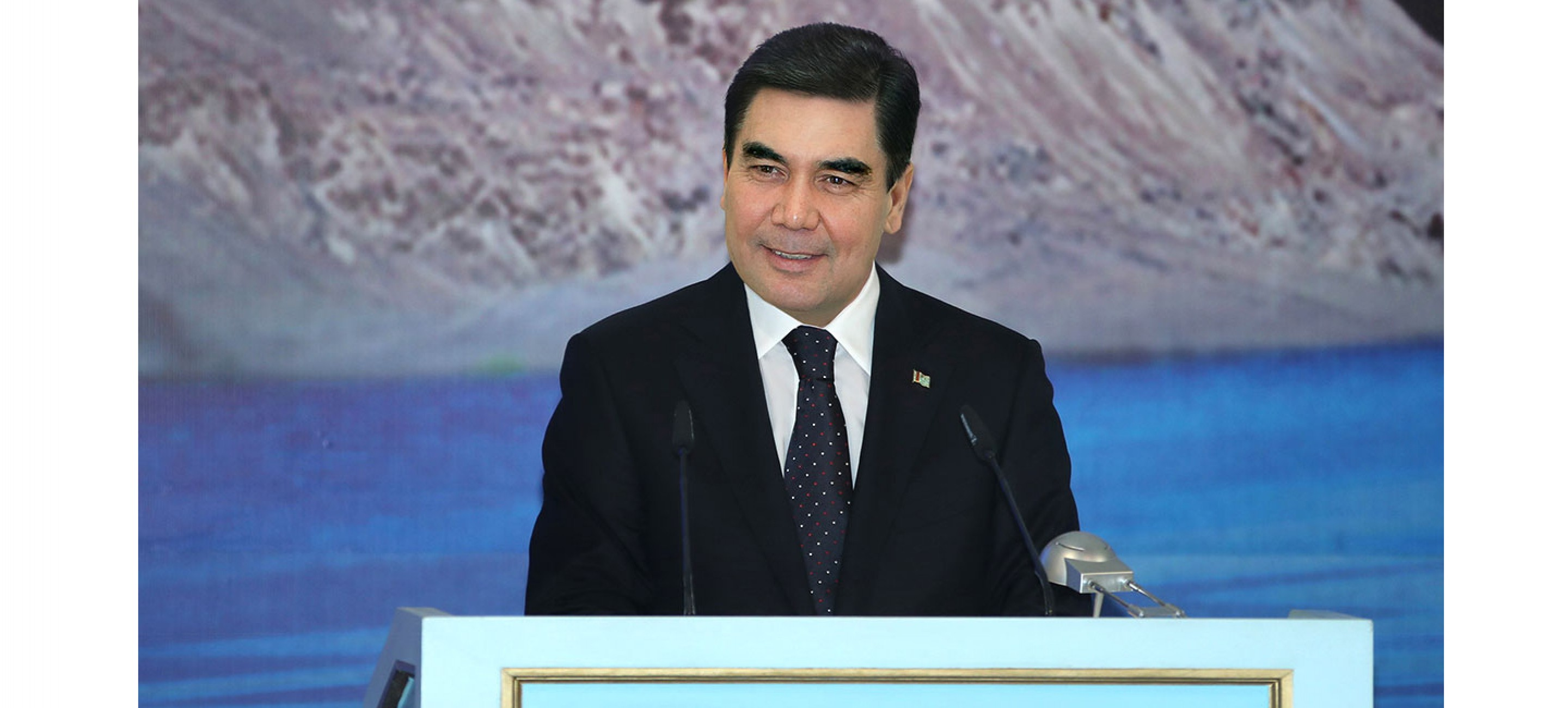 TURKMENISTAN INITIATES THE CREATION OF A REGIONAL UN STRUCTURE ON WATER ISSUES
